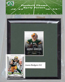 NFL Green Bay Packers Party Favor With 6x7 Mat and Frame