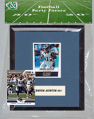 NFL St. Louis Rams Party Favor With 6x7 Mat and Frame