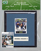NFL Seattle Seahawks Party Favor With 6x7 Mat and Frame