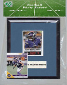 NFL Minnesota Vikings Party Favor With 6x7 Mat and Frame