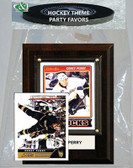 NHL Anaheim Ducks Party Favor With 4x6 Plaque