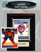 NHL Florida Panthers Party Favor With 4x6 Plaque