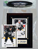 NHL Pittsburgh Penguins Party Favor With 4x6 Plaque