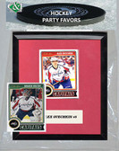 NHL Washington Capitals Party Favor With 6x7 Mat and Frame