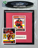 NHL Calgary Flames Party Favor With 6x7 Mat and Frame