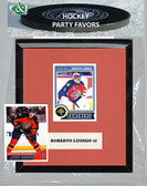 NHL Florida Panthers Party Favor With 6x7 Mat and Frame