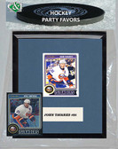 NHL New York Islanders Party Favor With 6x7 Mat and Frame