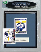 NHL Winnipeg Jets Party Favor With 6x7 Mat and Frame
