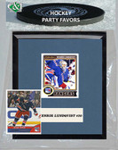 NHL New York Rangers Party Favor With 6x7 Mat and Frame