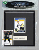 NHL Pittsburgh Penguins Party Favor With 6x7 Mat and Frame