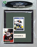 NHL Minnesota Wild Party Favor With 6x7 Mat and Frame