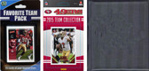 NFL San Francisco 49ers Licensed 2015 Score Team Set and Favorite Player Trading Card Pack Plus Storage Album