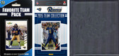 NFL St. Louis Rams Licensed 2015 Score Team Set and Favorite Player Trading Card Pack Plus Storage Album