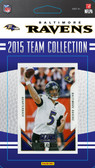 NFL Baltimore Ravens Licensed 2015 Score Team Set.