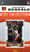 NFL Cincinnati Bengals Licensed 2015 Score Team Set.