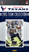 NFL Houston Texans Licensed 2015 Score Team Set.