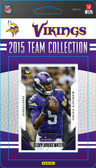 NFL Minnesota Vikings Licensed 2015 Score Team Set.