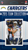 NFL San Diego Chargers Licensed 2015 Score Team Set.