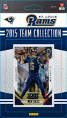 NFL St. Louis Rams Licensed 2015 Score Team Set.
