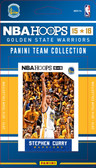 NBA Golden State Warriors Licensed 2015 Hoops Team Set