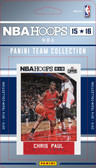 NBA Los Angeles Clippers Licensed 2015 Hoops Team Set