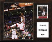 "NBA 12""x15"" Demar DeRozan Toronto Raptors Player Plaque"