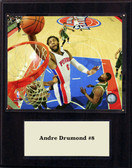 "NBA 12""x15"" Andre Drummond Detroit Pistons Player Plaque"