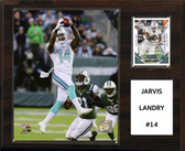 "NFL 12""x15"" Jarvis Landry Miami Dolphins Player Plaque"