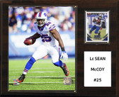 "NFL 12""x15"" LeSean McCoy Buffalo Bills Player Plaque"