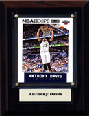 "NBA 4""x6"" Anthony Davis New Orleans Pelicans Player Plaque"