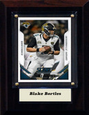 "NFL 4""x6"" Blake Bortles Jacksonsville Jaguars Player Plaque"