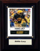 "NFL 4""x6"" Eddie Lacy GreenBay Packers Player Plaque"