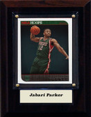 "NBA 4""x6"" Jabari Parker Milwaukee Bucks Player Plaque"