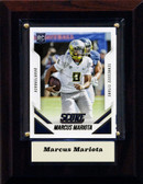 "NFL 4""x6"" Marcus Mariota Tennessee Titans Player Plaque"