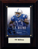 "NFL 4""x6"" TY Hilton Indianapolis Colts Player Plaque"