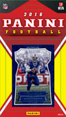 NFL Buffalo Bills Licensed 2016 Panini Team Set.