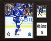 "NHL 12""x15"" Nikita Kucherov Tampa Bay Lighting Player Plaque"