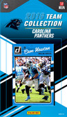 NFL Carolina Panthers Licensed 2016 Donruss Team Set.