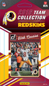 NFL Washington Redskins Licensed 2016 Donruss Team Set.