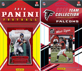 NFL Atlanta Falcons Licensed 2016 Panini and Donruss Team Set