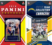NFL San Diego Chargers Licensed 2016 Panini and Donruss Team Set