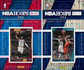 NBA Charlotte Hornets Licensed 2016-17 Hoops Team Set Plus 2016-17 Hoops All-Star Set