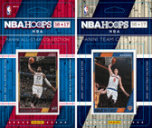 NBA New York Knicks Licensed 2016-17 Hoops Team Set Plus 2016-17 Hoops All-Star Set