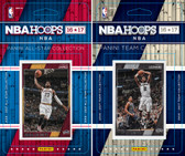 NBA San Antonio Spurs Licensed 2016-17 Hoops Team Set Plus 2016-17 Hoops All-Star Set