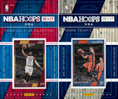 NBA Oklahoma City Thunder Licensed 2016-17 Hoops Team Set Plus 2016-17 Hoops All-Star Set
