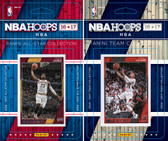 NBA Portland Trail Blazers Licensed 2016-17 Hoops Team Set Plus 2016-17 Hoops All-Star Set