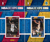 NBA Golden State Warriors Licensed 2016-17 Hoops Team Set Plus 2016-17 Hoops All-Star Set