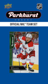 NHL Carolina Hurricanes 2016 Parkhurst Team Set