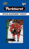NHL Chicago Blackhawks 2016 Parkhurst Team Set