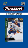 NHL Edmonton Oilers 2016 Parkhurst Team Set